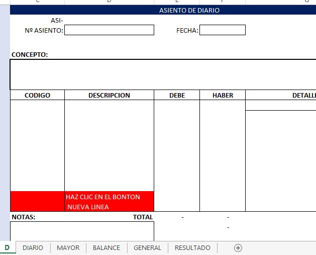 Plantillas Excel - Diseñando Tu Contabilidad en Excel - Tema1