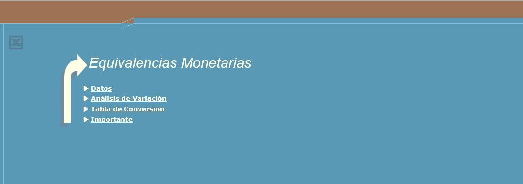 Equivalente Monetarias
