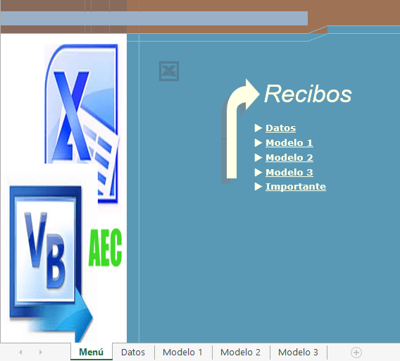 Plantillas excel recibos blog aplica excel contable for Recibo nomina excel gratis